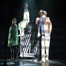 Photo sur scène du spectacle chanteclair merveilleux