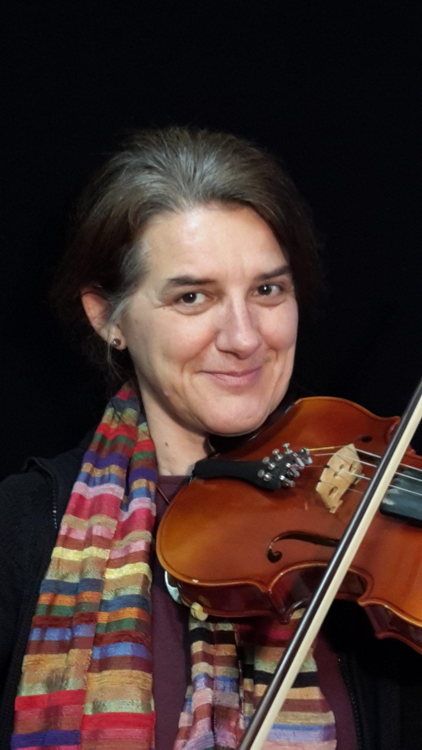 Chantal Roussel, interview. Portrait de la fondatrice de l'association