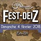 Affiche de l'événement Bal Folk 2018