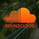 Logo de l'application soundcloud